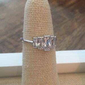 Chloe + Isabel Crystal Ring